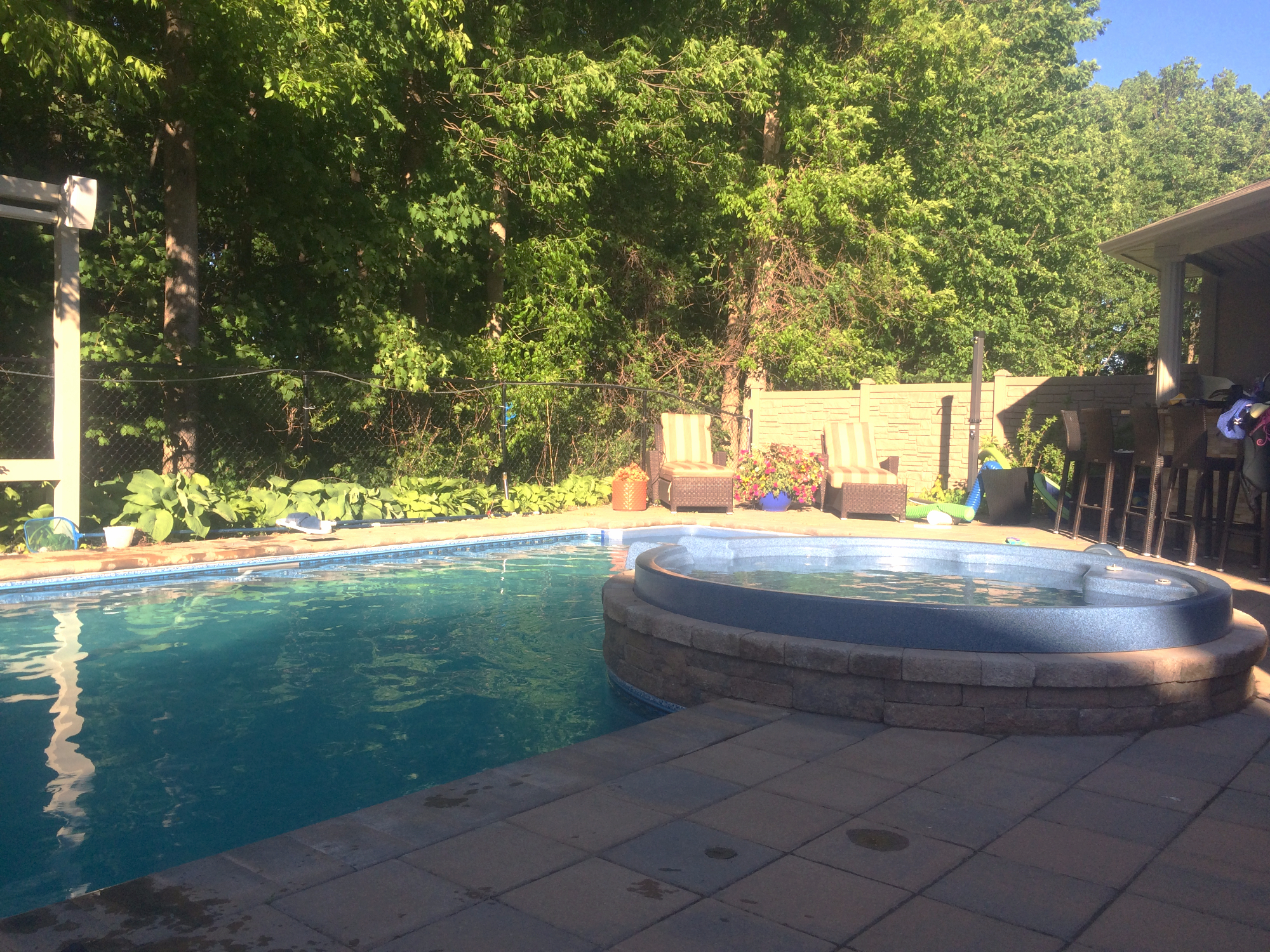Swimming Pool Opening Services Ottawa